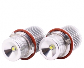 Set 2 Led marker Alb 10W BMW E39, E60/E61, E53, E83, E87